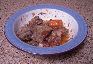 Buttered Pot Roast